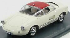 Volkswagen Enzmann 506 Coupe 1957 White/Red NEO46185 1:43