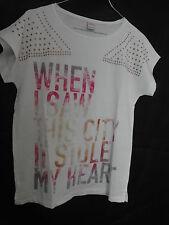 s.Oliver Mädchen-Tops, - T-Shirts & -Blusen mit Motiv aus 100% Baumwolle