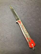 Mercator Pocket Knife - Advertising - REDDEN MARINE SUPPLY