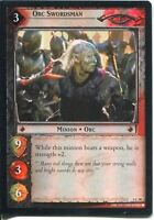 Lord Of The Rings CCG Card RotEL 3.C101 Orc Warrior