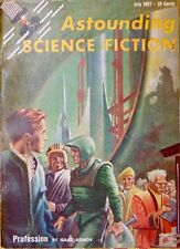 ASTOUNDING STORIES 1957 JULY