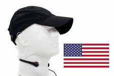 Throat Microphone Ear Bud fits ICOM T70A, V8, V80, V82, ID-31A, ID-51A