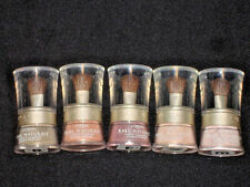 5x L'Oreal Bare Minerale gentle mineral shadow rose nude shell lavender olive