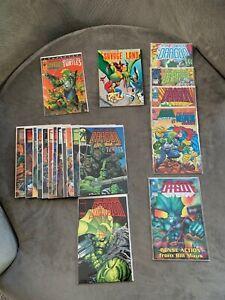 The Savage Dragon / The Savage Land - Crazy Lot of 20 Comics & TMNT Turtles LQQK