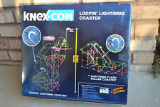 K'Nex Loopin' Lightning Coaster #50025 / 71085 - Complete with Instructions