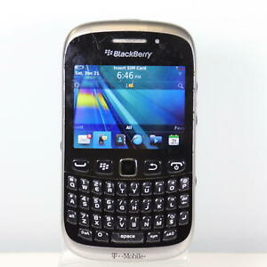 Blackberry Curve 9315 (T-Mobile) QWERTY Phone - (9315-1)