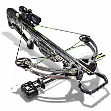 Barnett Quad Edge S Crossbow Package 4X32 Scope Max-1 Camo - 350FPS - 78041