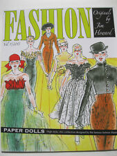 Fashion Originals Chic Paper Dolls by Famous Fashion Illustrator Jim Howard