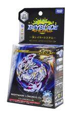 Takara Tomy Beyblade BURST B-97 Starter Nightmare Longinus.Ds