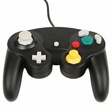 2pcs Wired Game Shock Controller Pad for Nintendo GameCube NGC Wii Kids Gift