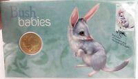 .2011 BUSH BABIES $1 UNC PNC FDC. BILBY.