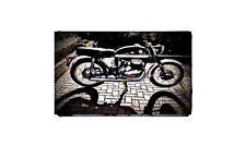 1969 Bultaco Metralla Bike Motorcycle A4 Retro Metal Sign Aluminium