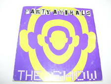 Party Animals - the show RARE cardboard sleeve cds 1998