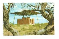 COOLIDGE AZ Casa Grande Great House Watch Tower Ruin PC Old Arizona Postcard