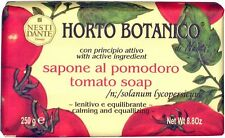 Nesti Dante Bar Soap Horto Botanico Luxury Tomato Made in Italy Italian Natural