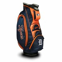 NEW Team Golf MLB Detroit Tigers Victory Cart Bag