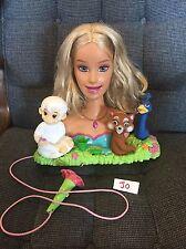 Barbie as The Island Princess Sing Along Styling Head Karaoke Machine 2 in 1