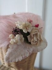 VOGUE YOUNG FASHIONABLES Vintage Hat Melbourne Cup Races Fashion On The Field