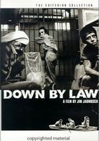 Down by Law (DVD, 2002, Criterion Collection) Disc 2 is Missing/Not included