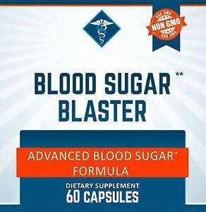 Blood Sugar Blaster Advanced Blood Sugar Formula - New
