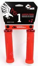 ODI AG-1 Aaron Gwin Signature Lock-On MTB / DH Bike Grips Bonus Pack 135mm - RED