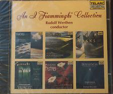 Rare I Fiamminghi CD 8 Tracks New Telarc 58 mins Sealed MINT DDD 20bit Werthen