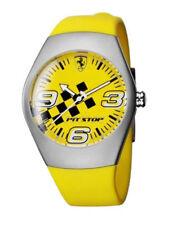 Ferrari Pit Stop 270030973 reloj cuarzo para hombre