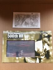 Mickey Mantle Kodak Motion Card 500th Home Run w/ COA