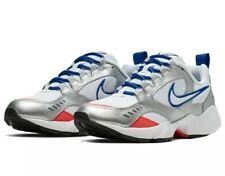 Women Nike Air Heights Running/Athletic Shoes White/Blue/Silver CI0603-101