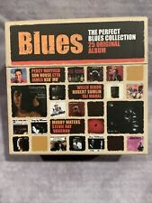 The Perfect Blues Collection [25 CD Box Set w/ Replica Covers] Various, Sony, EU