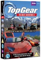 Nuovo Top Gear - The Great Adventures 5 DVD