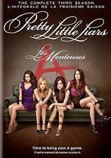 Pretty Little Liars: The Complete Third Season (DVD, 2014, Canadian Bilingual)