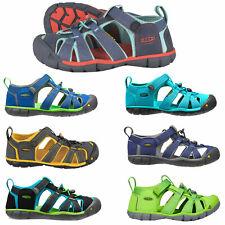 Keen Seacamp Childrens Sandals Outdoor Shoes Trekking-Wander-Sandaletten Boys