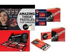 Vocalzone Pastilles 24 In Multiple Pack Size
