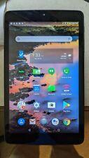 Alcatel A30 9024W Tabler WiFi LTE Cellular T-Mobile 8in Tablet Black