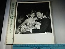 Rare Original VTG Actor Gene Barry Golden Globe Awards Photo Still