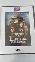 LA LIGA DE LOS HOMBRES EXTRAORDINARIOS DVD SEAN CONNERY nueva - AM