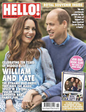 HELLO! Magazine #1685  - WILLIAM & KATE, ROYAL SOUVENIR INSIDE! (SPECIAL EDITION