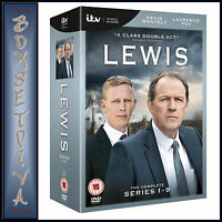 LEWIS - COMPLETE SERIES 1 2 3 4 5 6 7 8 & 9 *BRAND NEW DVD BOXSET***