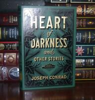 Heart of Darkness & Stories by Joseph Conrad New Collectible Leather Bound