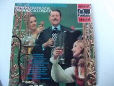 LP-WOODHOUSE IN VIENNA JOHN WOODHOUSE & HIS MAGIC ACCORDION VINYL LP