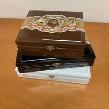 Set of 3: Empty My Father Cigar Box - Assorted