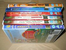 DISNEY MICKEY MOUSE 6 DVD BUNDLE INCLUDING SOME CLUBHOUSE TITLES
