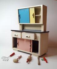 Schöne PuppenKüche aus den 50igern, Dachbodenfund