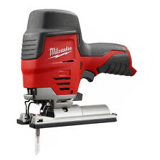 Milwaukee M12 12V Li-Ion High Performance Hybrid Grip Jigsaw(BT) 2445-20 Ne