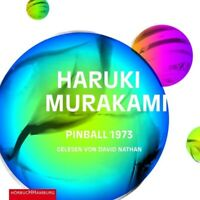 DAVID NATHAN - HARUKI MURAKAMI: PINBALL 1973 4 CD NEW