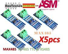 5pcs MAX485 Module RS-485 TTL to RS485 MAX485CSA Converter Module