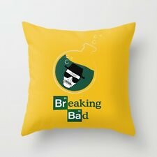 BREAKING BAD - PILLOW - CUSCINO MORBIDOSO - IDEA REGALO - TELEFILM