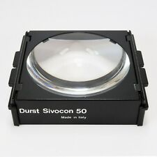 Durst Sivocon 50 Condenser For Durst M601 Photo Enlarger - Excellent Condition