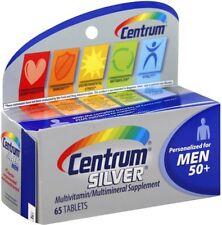 Centrum Silver Men 50+ Multivitamin Tablets 65 ea